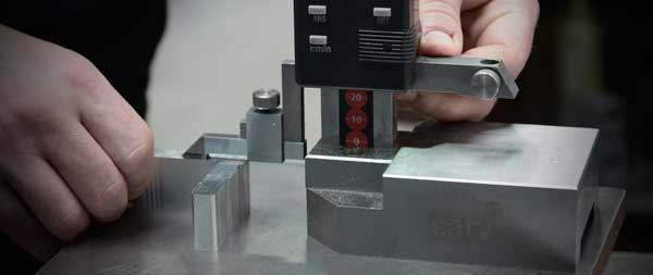 Automotive car components made of pressed metal